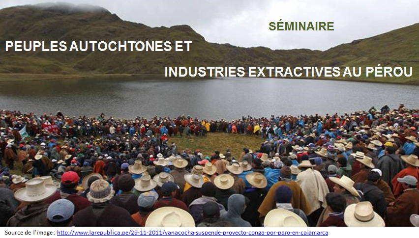 Peuples autochtones et industries extractives au PÉROU