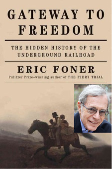 Rencontre avec Eric Foner autour de son livre : Gateway to Freedom: The Hidden History of the Underground Railroad